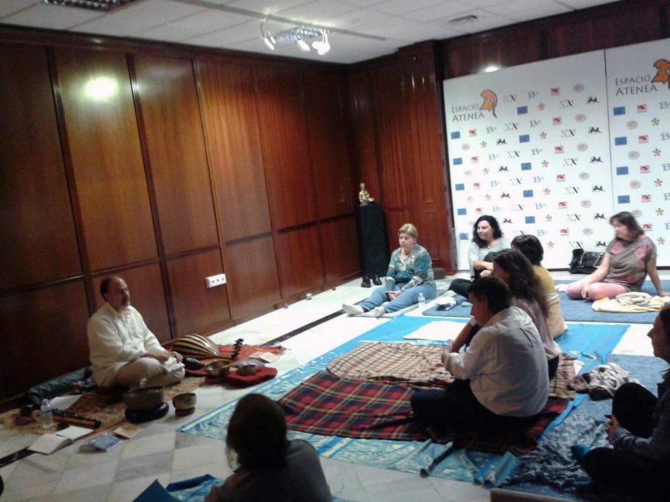 Música sufí, con Ignacio Bejar