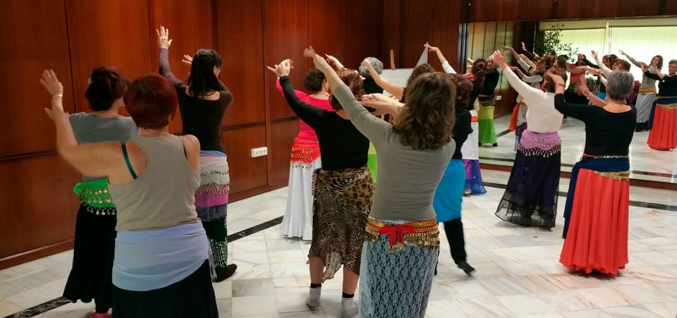 Beneficios de la Danza Oriental Terapéutica