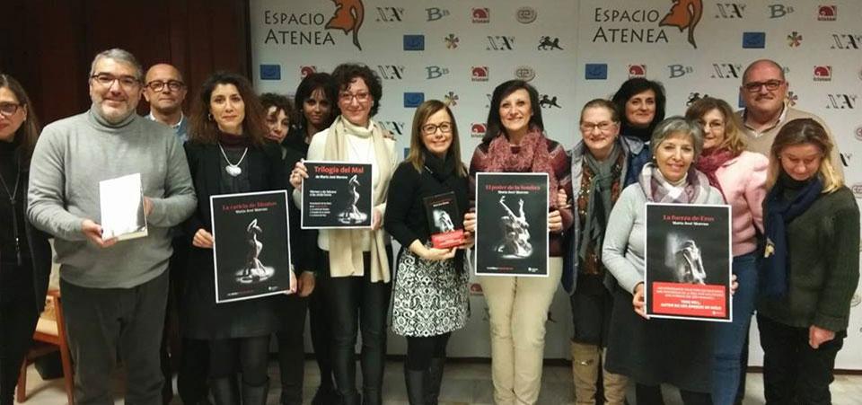 Entrevista a María José Moreno: la trilogía del Mal